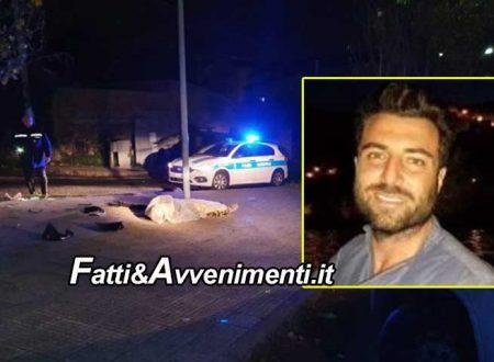Messina. Si schianta con lo scooter contro un palo dell'illuminazione : 40enne muore sul colpo
