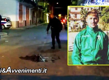 Partinico. Cade dalla moto e si schianta sull'asfalto: perde la vita un giovane di 21 anni