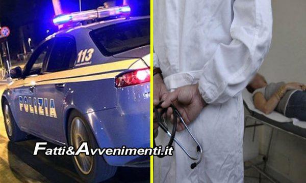 Palermo. Medico molesta sessualmente paziente paraplegica durante visite: arrestato e sospeso dall'Asp