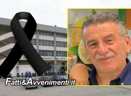 Sciacca. Michele Ciancimino è morto improvvisamente: aveva 64 anni