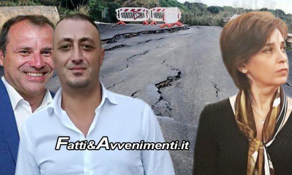 """Sciacca. Milioti e Bono: """"Viabilità nel caos e interventi alla carlona, Sindaco assente o impegnata nei litigi"""""""