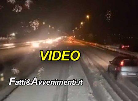 Sicilia. Arriva il gelo, la Palermo- Mazara innevata (Video) e anche i nebrodi: ma a Capodanno tornerà il sole