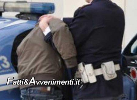 Sciacca. Furto in centro storico: la polizia arresta un 47enne, trovato con la refurtiva in tasca