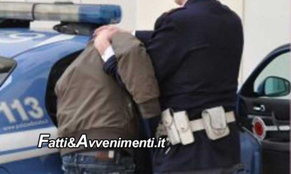 Priolo (SR). Calci, pugni e bastonate alla moglie dello zio per un'eredità: 51enne arrestato