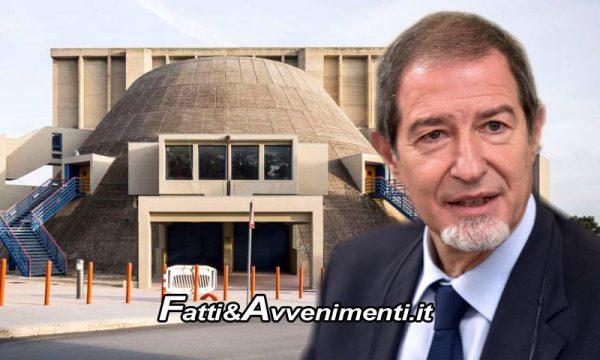 """Sciacca. Samonà, teatro e teatrino. Presidente Musumeci: """"Va aperto, possibile affidamento a privati"""""""
