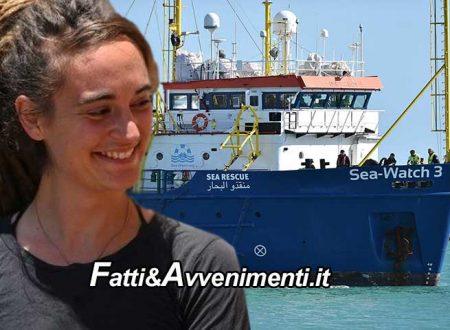 """Cassazione: """"Carola Rackete rispettò l'obbligo di soccorso"""". Salvini: """"Libertà di speronamento?"""""""
