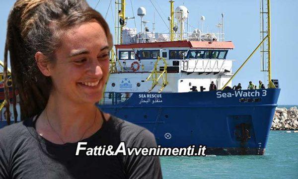 """Sea Watch. Per la Cassazione """"Carola non andava arrestata"""" e rigetta il ricorso della procura di Agrigento"""