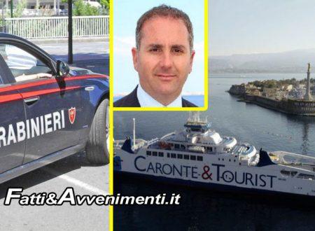 Stretto di Messina. Corruzione tra Caronte e Comune Villa San Giovanni: 11 arresti, anche il Sindaco