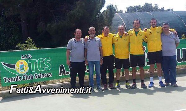 Tennis. Al via il Campionato D1 maschile: la Tennis Club Sciacca domenica in campo
