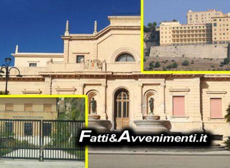 """Sciacca, Terme. Regione emana avviso esplorativo: """"Inserito anche albergo e Stufe di San Calogero"""""""