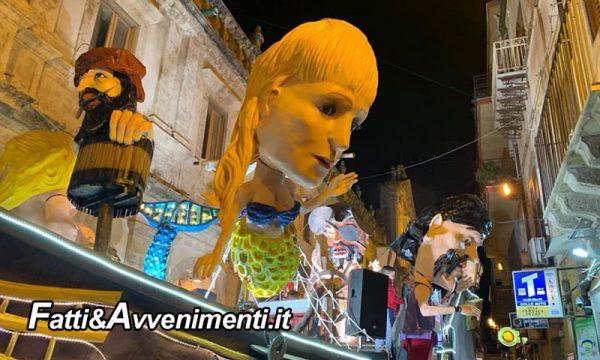 Carnevale Licatese 2020. Pronta la 2° edizione: 6 carri, gruppi in maschera, sfilata delle scuole e frittelle tipiche