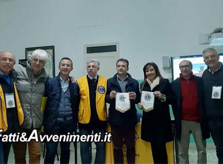 """Burgio (AG). I.C. """"Roncalli"""" e Lions Club Ribera: Concluso corso formazione antincendio sicurezza nelle scuole"""