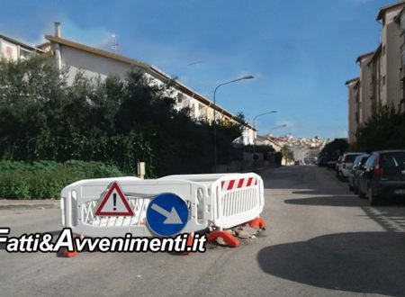 Sciacca. In arrivo 224 mila euro per 2 Cantieri di lavoro di  manutenzione per via delle Azalee e via Segni