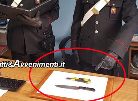 Ribera (AG). Lite tra parenti, un 39enne viene accoltellato: i carabinieri bloccano e arrestano l'aggressore
