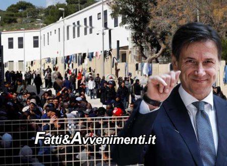 """Il governo riporterà la diaria migranti a 30-35 euro al giorno e darà 3milioni a enti vicini al PD per lo """"studio"""""""