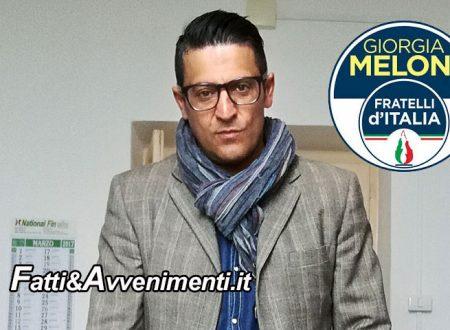 Agrigento. Giuseppe Milano nominato responsabile provinciale della comunicazione di Fratelli d'Italia