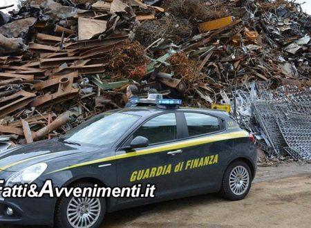 Palermo. GdF scoperchia rete di traffico illecito di rifiuti e fatture false: 15 arresti, 146 indagati e 6 ditte coinvolte