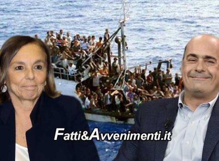 Il governo Conte lavora per cancellare i decreti sicurezza voluti da Salvini: Zingaretti e Lamorgese d'accordo