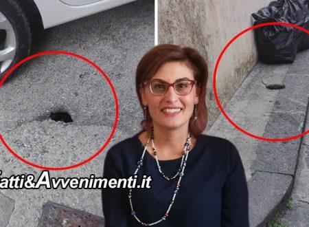 Sciacca. Topi e buche in via Garigliano- via Loreto, Santangelo: cittadini esasperati, intervenite