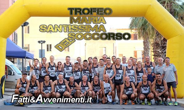 """Sciacca, podismo. Domenica 2 febbraio """"Trofeo Maria SS. del Soccorso"""": ecco il programma"""