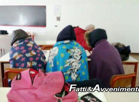 """Sciacca. Scuola Sant'Agostino senza riscaldamenti e bimbi in classe con giubbotti: """"Sindaco chieda scusa"""""""