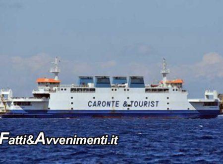 Sequestrate 3 navi traghetto della Caronte & Tourist e beni per oltre 3,5 milioni: 4 gli indagati per truffa alla Regione