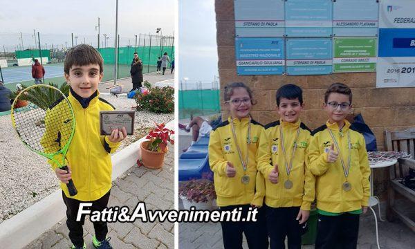 """Sciacca. """"Racchette in classe"""": giovedì 30 Il tennis club """"adotta"""" i bambini della Sant'Agostino"""
