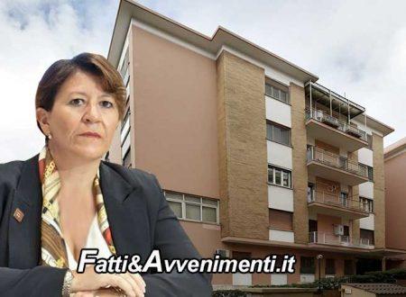 L'ex ministro Trenta non molla l'appartamento assegnatole dallo Stato che doveva lasciare il 5 dicembre