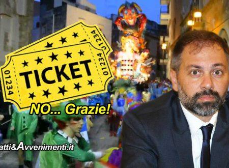 Sciacca. Anche Ambrogio dice NO al ticket per i saccensi, che critica sempre ma non ha votato la sfiducia