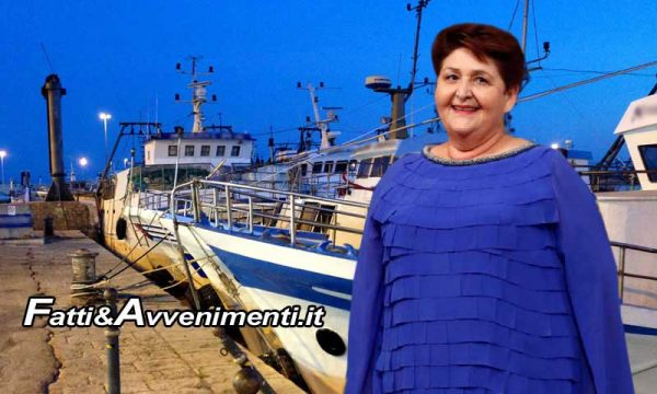 Palermo. Lunedi 17 il Ministro Bellanova incontrerà le marinerie di Sciacca, Licata e Porto Empedocle