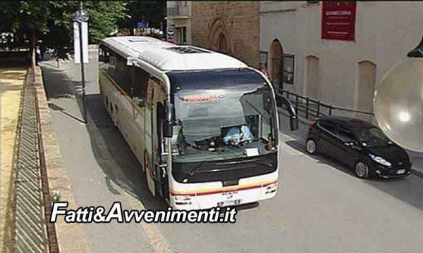 Sciacca. Da domani lunedì 24 gli autobus del servizio di linea torneranno in via Agatocle