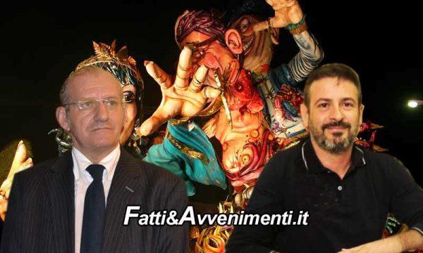 """Sciacca. Carnevale 2020, Monte: """"Caracappa critica il suo predecessore Tulone anch'esso del PD"""""""