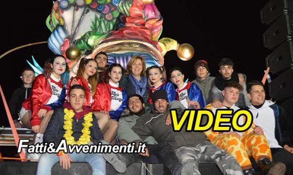 """Montevago (Ag). Al via ieri sera il Carnevale 2020, La Rocca Ruvolo: """"Ringrazio i ragazzi e agli amici di Sciacca"""""""
