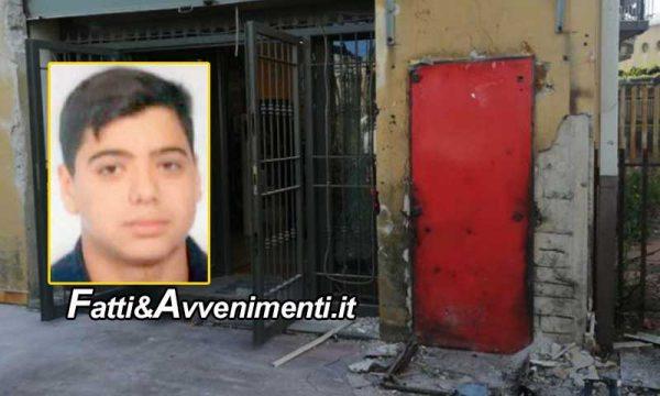 Catania. In 2 tentano di aprire tabaccheria con una bomba che esplode: muore un 19enne l'altro fugge
