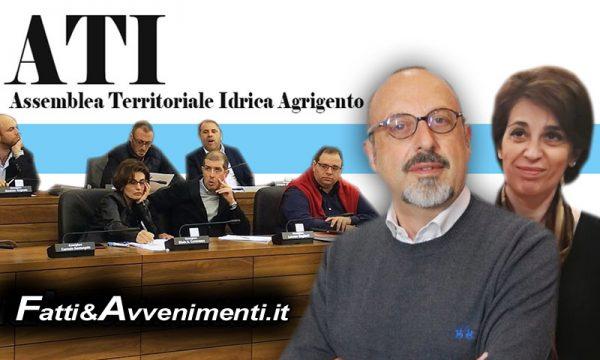 """ATI Idrico. Centro-Destra saccense accusa Francesca Valenti di favoritismi e Franco Valenti """"denuncia tutti"""""""