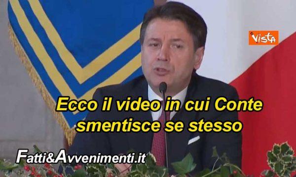"""Processo Gregoretti-Salvini. Spunta video in cui Conte dice: """"Prima ricollocare gli immigrati a bordo e POI lo sbarco"""""""