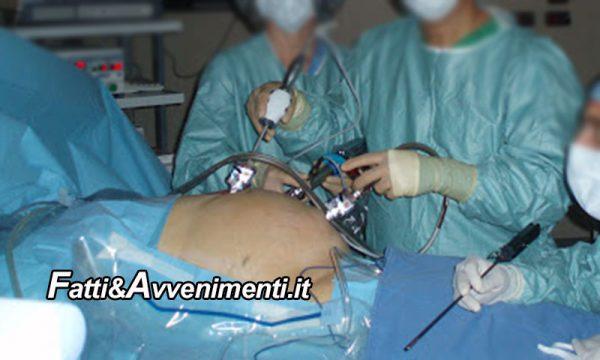 Palermo. Eccezionale intervento: Asportato un tumore da 12 chili ad una donna in 5 ore