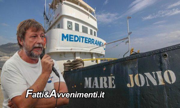 """Tribunale Palermo dissequestra anche la Mare Jonio del capo missione Casarini: """"pronti a tornare in mare"""""""