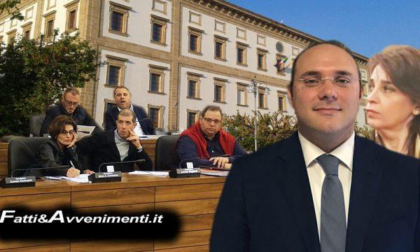 Sciacca. Presidente Montalbano non faccia melina, Opposizioni chiedono Consiglio Comunale