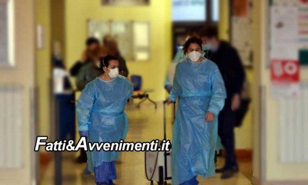 """Coronavirus. Ugl Sicilia: """"Dare incentivo straordinario al personale sanitario impegnato nell'emergenza"""""""