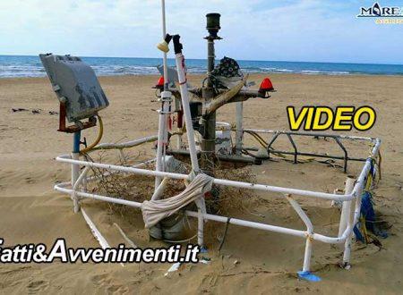 Torre Salsa (Ag). È mistero sui resti di un peschereccio italiano: nessuno ha denunciato il naufragio, perché?