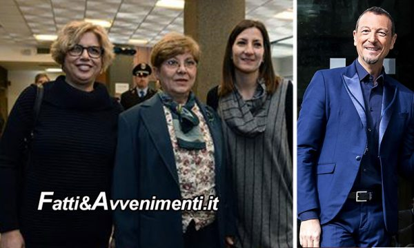 """Le tre ricercatrici che hanno isolato il Coronavirus dicono """"NO"""" a Sanremo: """"Siamo in emergenza"""""""