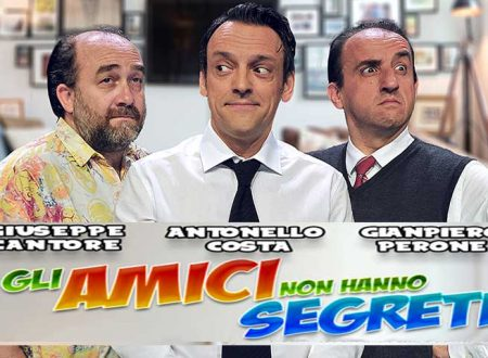 """Ribera. Cine Teatro Lupo, venerdì 21 in scena la commedia comica """"Gli amici non hanno segreti"""""""