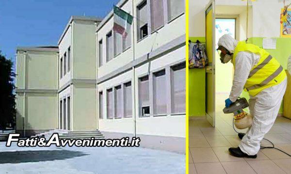 """Sciacca. Coronavirus, Comune annuncia interventi prevenzione sanitaria su scuole: """"Oggi alla Sant'Agostino"""""""