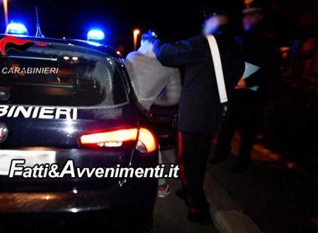 Realmonte (AG). Tunisino ruba un'auto e fugge, inseguito, raggiunto ed arrestato dai carabinieri