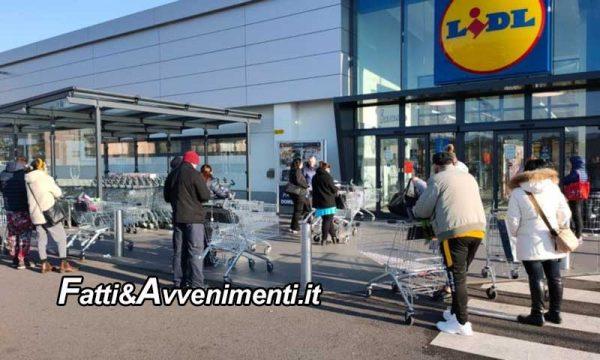 Sicilia, Coronavirus. Nuova ordinanza presidente  Musumeci: limiti acquisti nei supermercati e orari corse dei bus