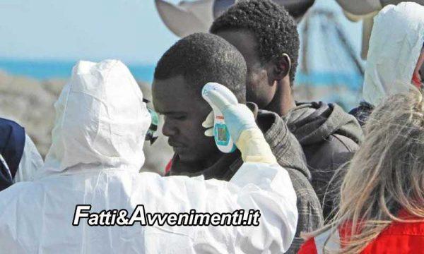 Migranti. Il Coronavirus fa paura: Nessuno sbarco a Marzo, ma non scappavano dalla guerra?