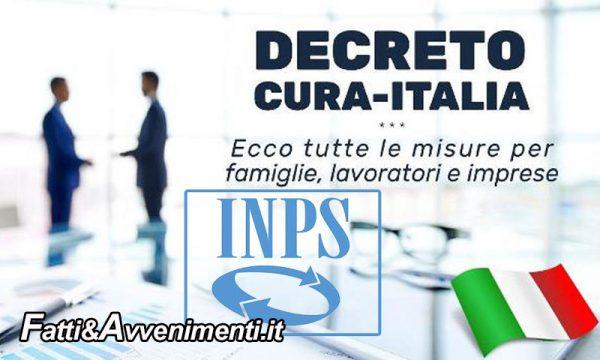 INPS, coronavirus, misure a sostegno di famiglie, lavoratori e aziende: procedure semplificate, ecco come accedere
