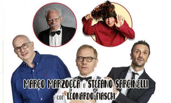 """Ribera. Venerdì 6 marzo al Cine Teatro Lupo in scena la commedia  """"Due botte a settimana"""""""