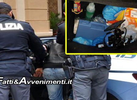 Messina. Marocchino ruba materiale sanitario da Ospedale, poi prende a calci e pugni i poliziotti: arrestato